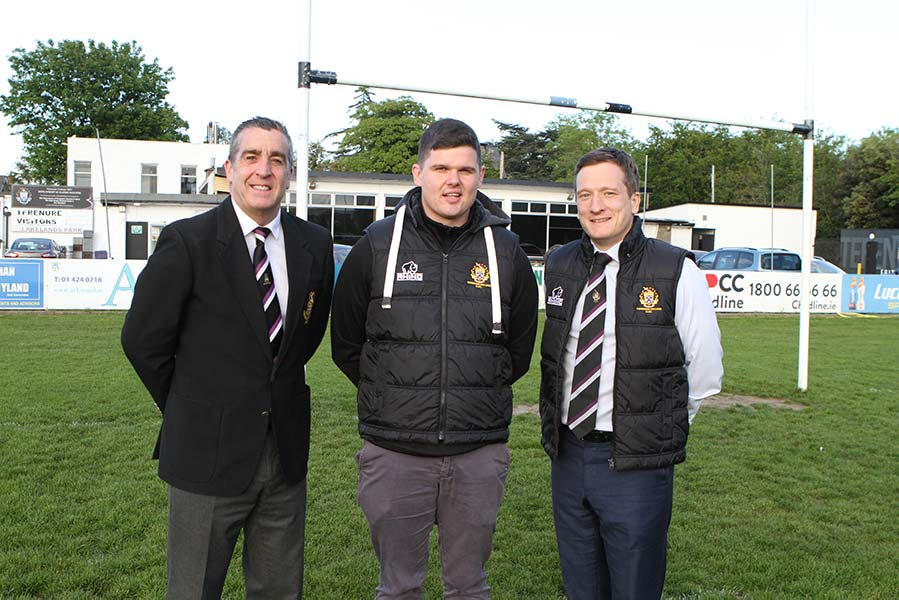TERENURE COLLEGE RFC APPOINT SEÁN SKEHAN AS NEW HEAD COACH