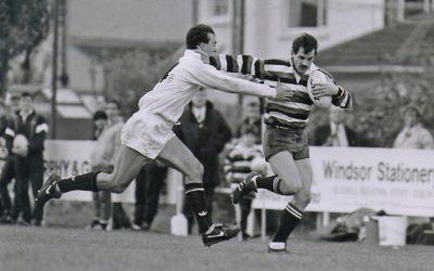 Legends Series – Paul Haycock