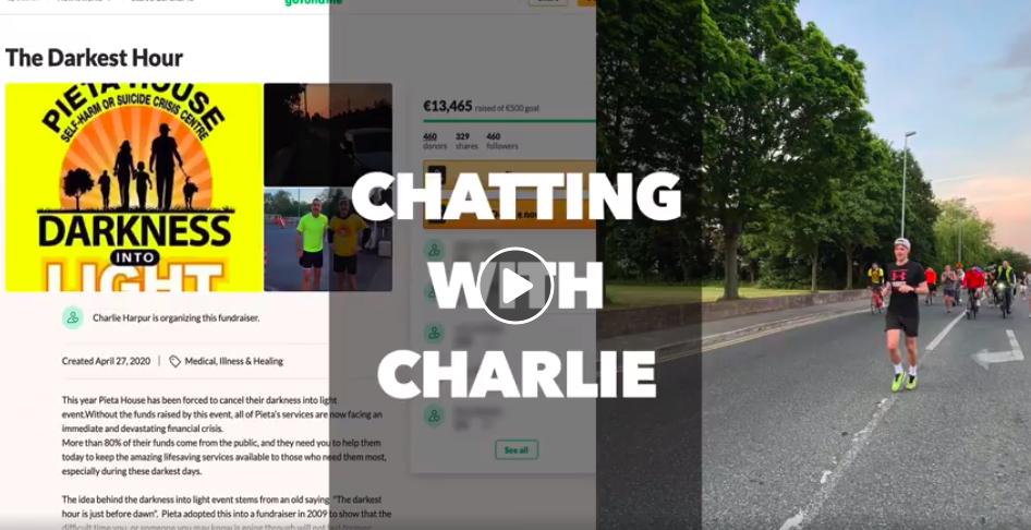 Charlie Harpur Charity Run