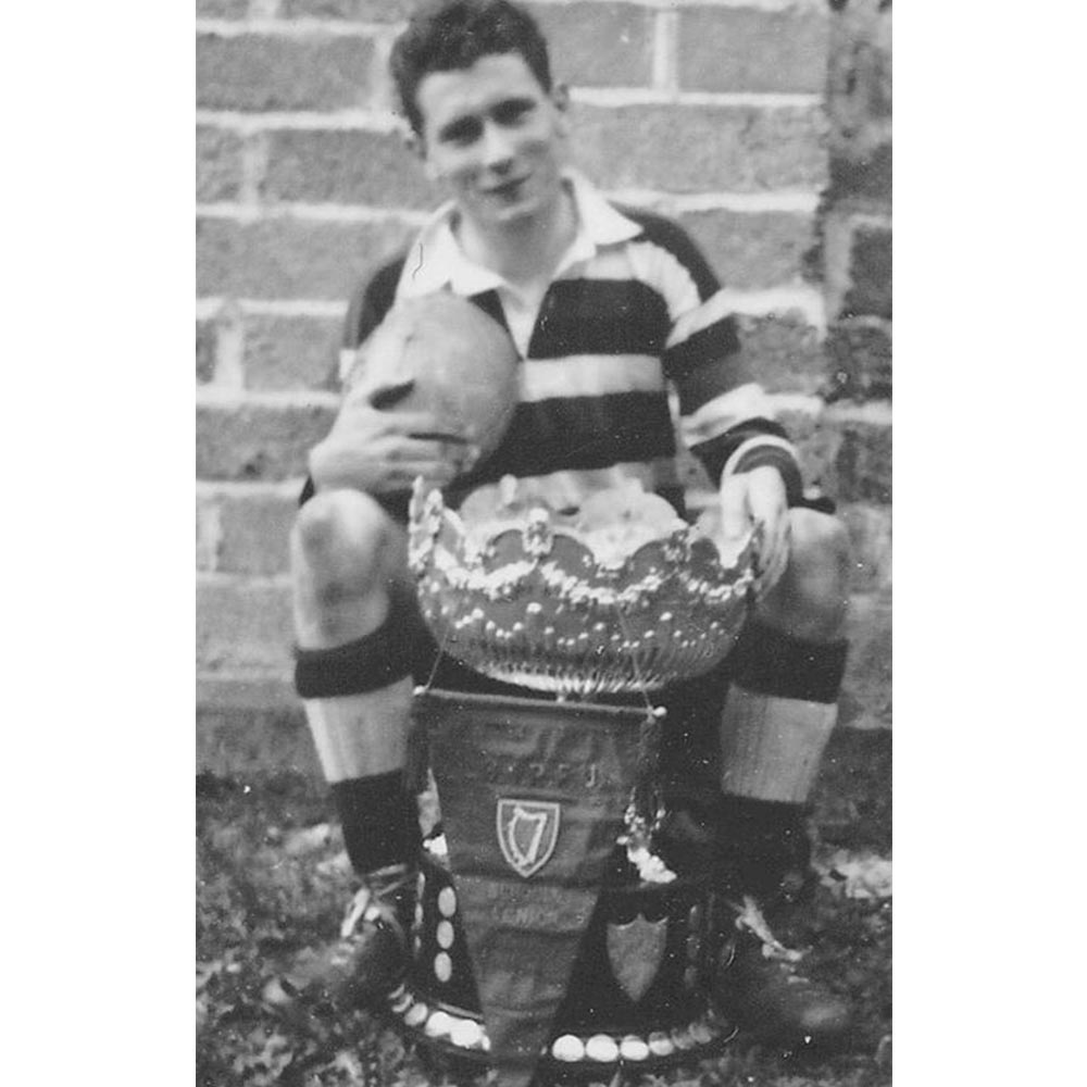 John O Connor - Terenure College Legend