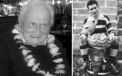 Legends Series – John O'Connor SCT Winning Team Captain 1952