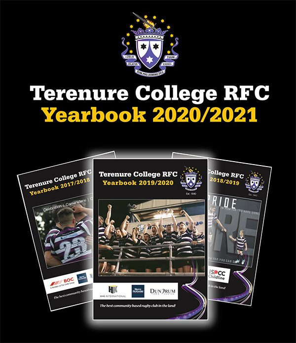 Terenure College RFC Yearbook