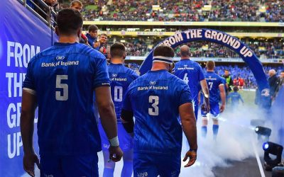 Leinster V Munster – Watch in the Club