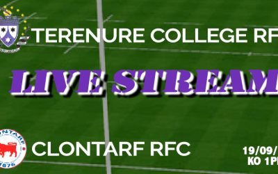 Terenure College RFC vs Clontarf RFC