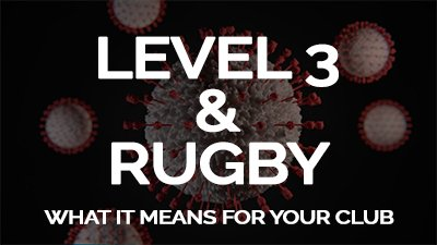 Dublin Moves To Level 3 – What it means for Rugby!