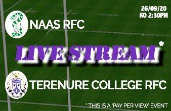 Live Stream: Naas RFC vs Terenure RFC