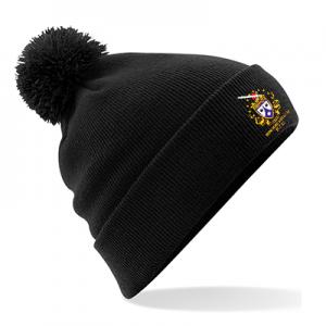 Crested Bobble Hat