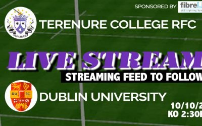 Live Stream: Terenure College RFC vs Dublin University