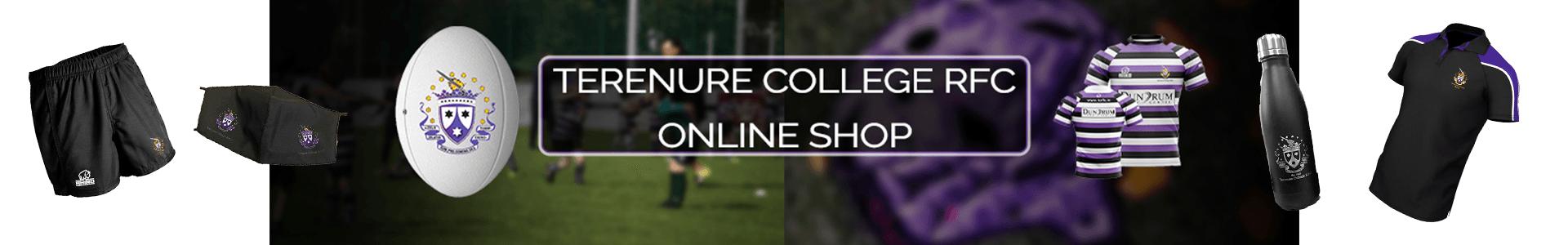 Terenure College Online Shop