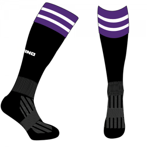 Player Socks (Black)