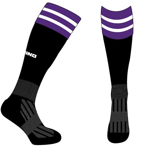Player Socks (Black)