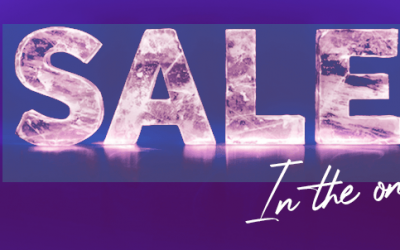 Sale Items NOW AVAILABLE ONLINE