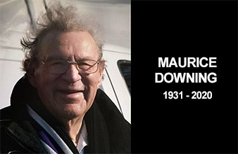 Maurice Downing Snr. – RIP