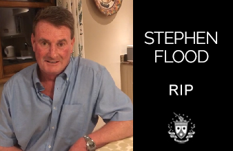Stephen Flood RIP