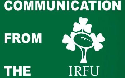 IRFU Update – May 5th