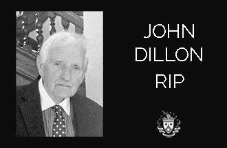 RIP Dr John Dillon
