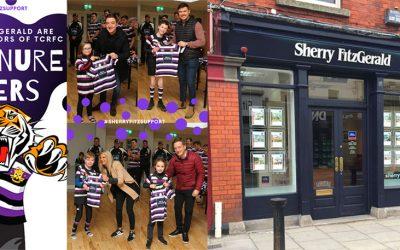 Sherry Fitzgerald – Terenure College RFC Sponsor