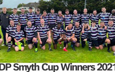 DP Smyth Cup Win